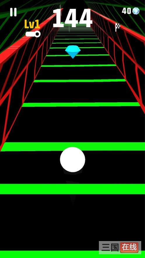 Slope Run Game