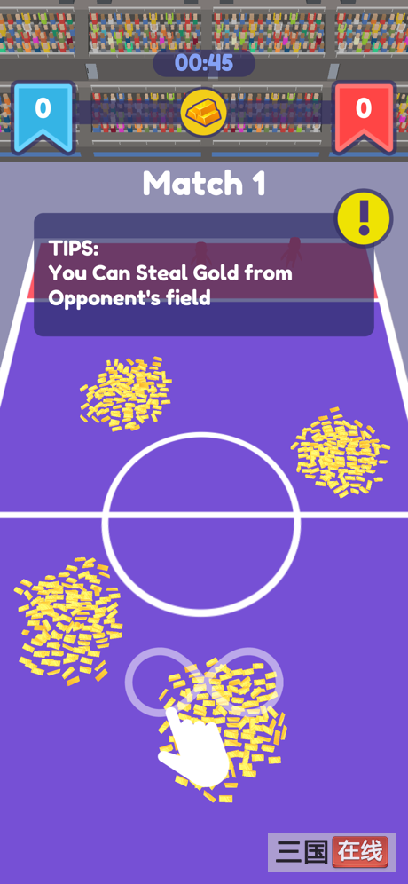 Steal Gold