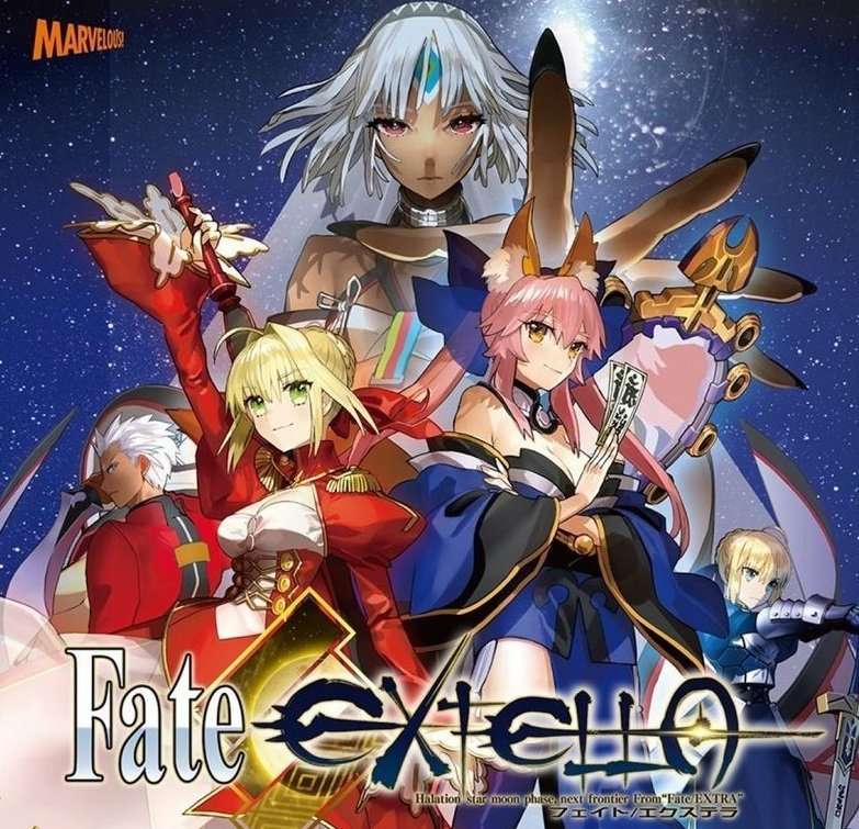 Fate/EXTELLA手机版